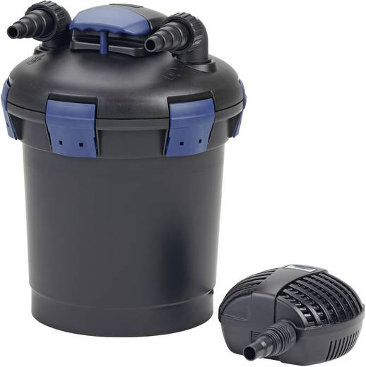 Filter-Set mit UVC-Klärgerät 2500 l/h Oase 50453