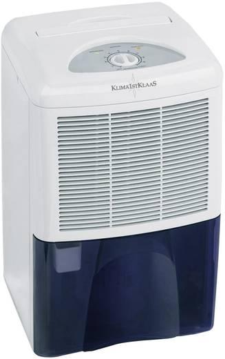 Klima1stKlaas 5006 Luftentfeuchter 30 m² 260 W 0.42 l/h Weiß, Blau
