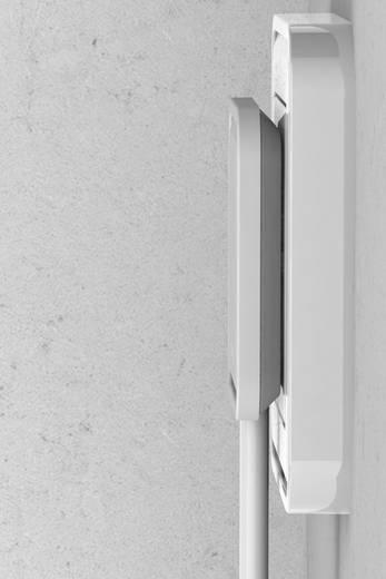Schutzkontakt-Flachstecker 230 V Weiß IP20 Sygonix 33986W