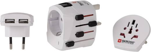Reise-Adapter World Adapter PRO + USB
