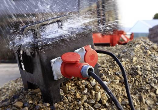 CEE Stromverteiler Baustellenstromverteiler M 60550 400 V 16 A as - Schwabe