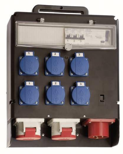 CEE Stromverteiler Stromverteiler CEE FIXO II 60509 400 V 16 A as - Schwabe