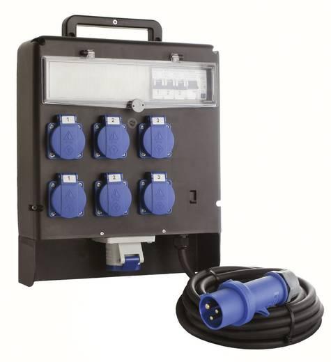 CEE Stromverteiler Marktverteiler FIXO III 60523 230 V 16 A as - Schwabe