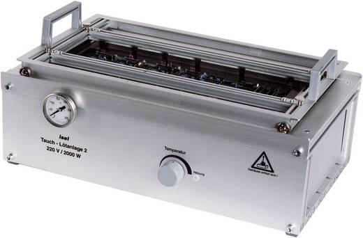 Lötanlage regelbar 2000 W Passend für Platinen bis 180 x 180 mm Proma 142020 1 St.