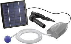 Teichbelüfter mit Solarmodul