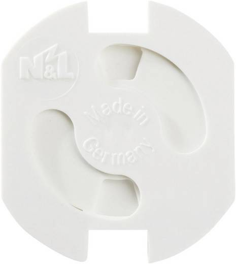 Steckdosen-Kinderschutz Weiß Heidemann 43180 Steckdosen-Kinderschutz weiss