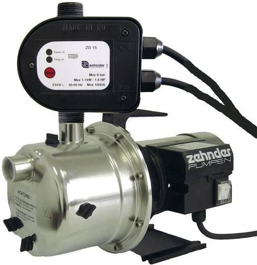 Hauswasserautomat 230 V 4300 l/h Zehnder Pumpen 17067