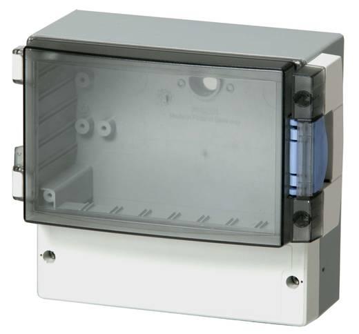 Wand-Gehäuse 188 x 160 x 106 Polycarbonat Licht-Grau (RAL 7035) Fibox PC 17/16-L3 1 St.