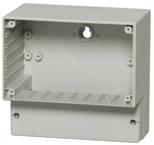 Wand-Gehäuse 166 x 160 x 108 Polycarbonat Licht-Grau (RAL 7035) Fibox PC 17/16-C3 1 St.