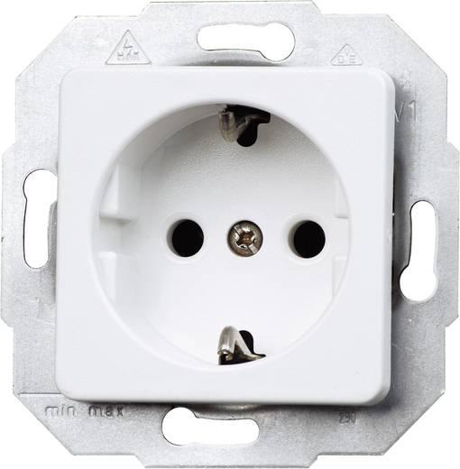 Kopp Einsatz Schutzkontakt-Steckdose Europa Arktis-Weiß, Matt 113613087