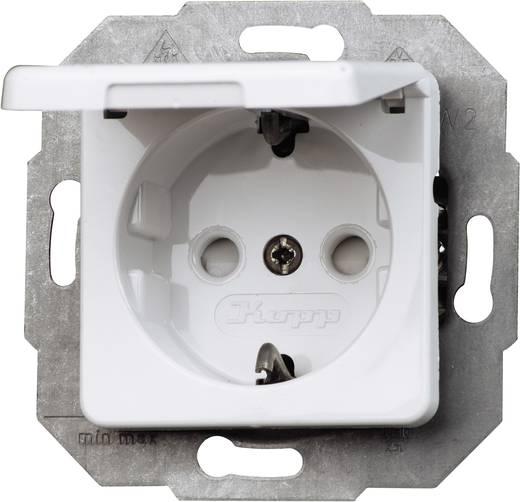 Kopp Einsatz Schutzkontakt-Steckdose Europa Arktis-Weiß, Matt 117113086