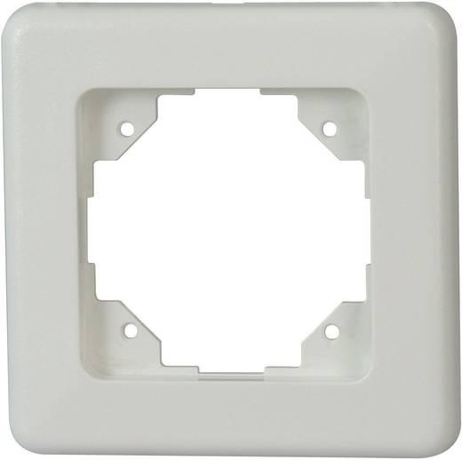 Kopp 1fach Rahmen Europa Arktis-Weiß, Matt 303113081