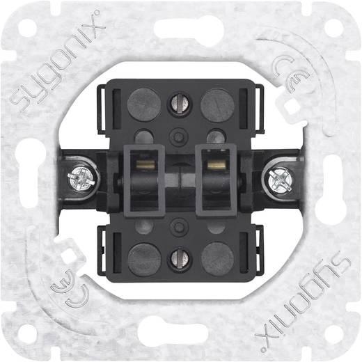 Sygonix Einsatz Doppel-Wechselschalter SX.11 33597Q