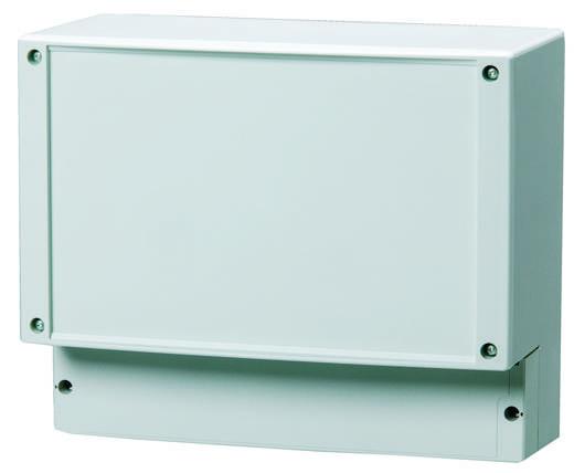 Wand-Gehäuse 257 x 219 x 135 Polycarbonat Licht-Grau (RAL 7035) Fibox PC 25/22-FC3 1 St.