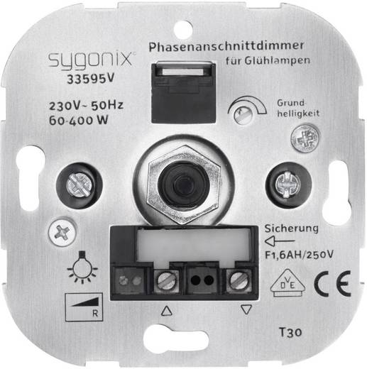 Sygonix Einsatz Dimmer SX.11 33595V