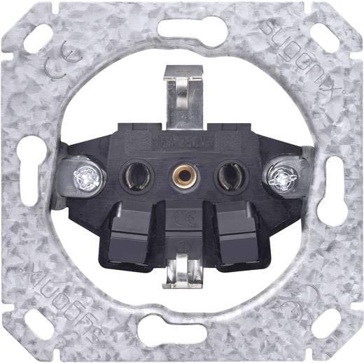 Sygonix Einsatz Schutzkontakt-Steckdose SX.11 sygonixweiß, glänzend 33593V