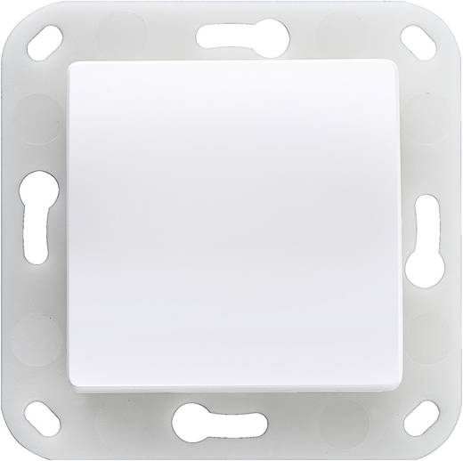 Sygonix Abdeckung Blindabdeckung SX.11 sygonixweiß, glänzend 33593C