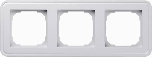 Sygonix 3fach Rahmen SX.11 sygonixweiß, glänzend 33594Q