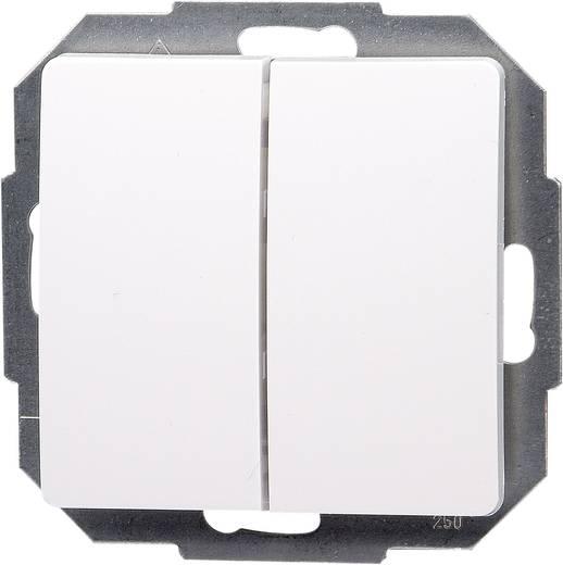 Kopp Einsatz Serienschalter Paris Weiß 650502062