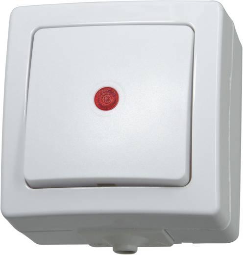 Kopp Komplett Taster Arktis-Weiß 566302004