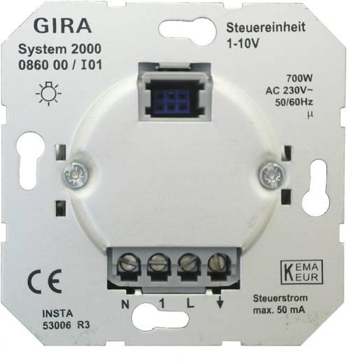 GIRA Einsatz Dimmer Standard 55, E2, Event Klar, Event, Event Opak, Esprit, ClassiX, System 55 086000
