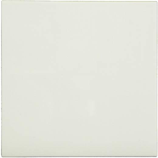 GIRA Abdeckung Dimmer Flächenschalter Weiß 2316112