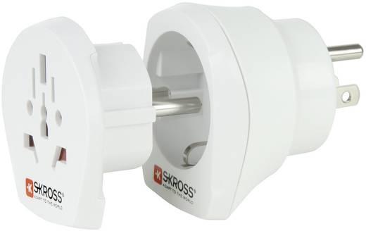 Reiseadapter Combo World to USA Skross 1.500204