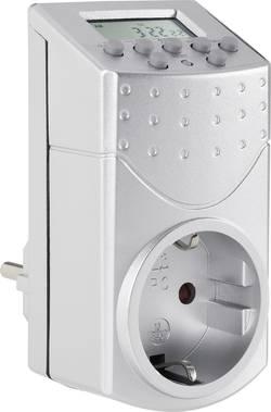 Mini spínací zásuvka s časovačem GAO, EMT757, 1800 W, IP20, digitální, týdenní