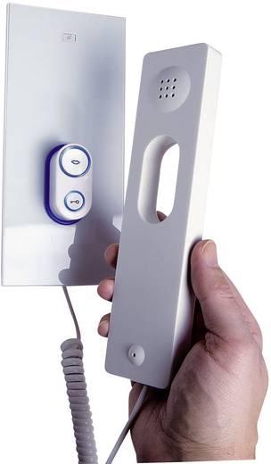 Türsprechanlage Kabelgebunden Inneneinheit m-e modern-electronics ADV 105 WW Weiß