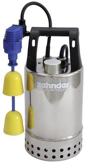 Schmutzwasser-Tauchpumpe Zehnder Pumpen 12811 7500 l/h 7.5 m