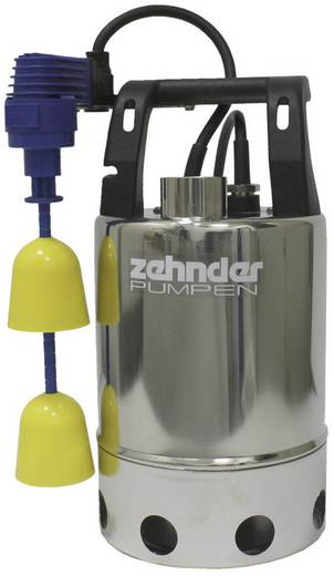 Zehnder Pumpen 15242 Schmutzwasser-Tauchpumpe 10000 l/h 9 m