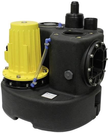 Abwasserhebeanlage Zehnder Pumpen Kompaktboy 1,1 D 8.1 m