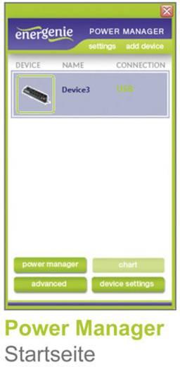 Überspannungsschutz-Steckdosenleiste 6fach Schwarz Schutzkontakt Gembird EG-PMS2-WLAN