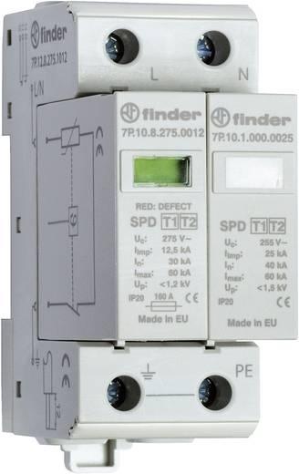 Überspannungsschutz-Ableiter Überspannungsschutz für: Verteilerschrank Finder 7P1282751012 7P.12.8.275.1012 30 kA