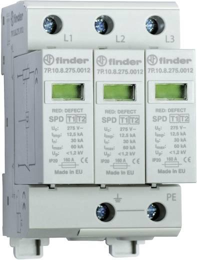 Überspannungsschutz-Ableiter Überspannungsschutz für: Verteilerschrank Finder 7P1382751012 7P.13.8.275.1012 30 kA