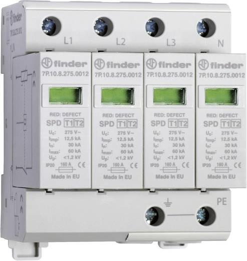 Finder 7P1582751012 7P.15.8.275.1012 Überspannungsschutz-Ableiter Überspannungsschutz für: Verteilerschrank 30 kA