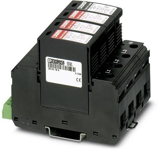 Überspannungsschutz-Ableiter Überspannungsschutz für: Verteilerschrank Phoenix Contact VAL-MS-T1/T2 335/12.5/3+1-FM 280