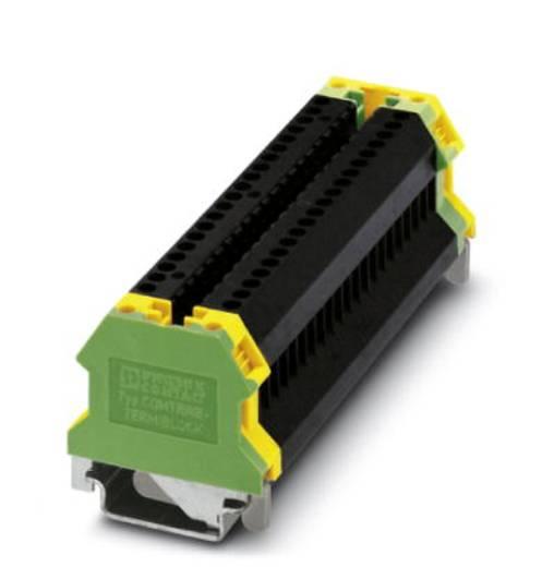 Schraubklemmen-Block 10er Set Überspannungsschutz für: Verteilerschrank Phoenix Contact CT-TERMIBLOCK 10 DA 0441711