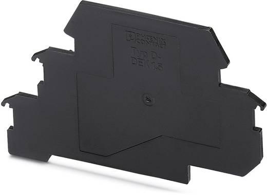 Überspannungsschutz-Abschlussplatte 50er Set Überspannungsschutz für: Verteilerschrank Phoenix Contact D-DEK 1,5 BK 2838
