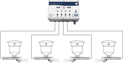 Elektronikfütterer mit Streuer 60 kg FIAP 1589-1