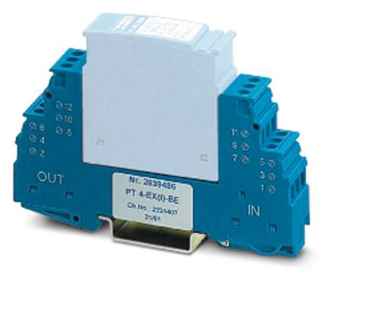 Überspannungsschutz-Sockel 10er Set Überspannungsschutz für: Verteilerschrank Phoenix Contact PT 4-EX(I)-BE 2839486