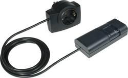 Stmívací mezizásuvka Ehmann pro LED svítidla, černá, 2120x0950