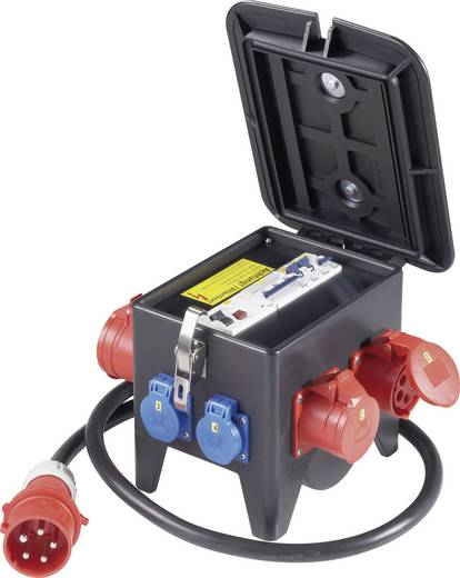 CEE Stromverteiler Ried BV32A 9473080 400 V 32 A PCE