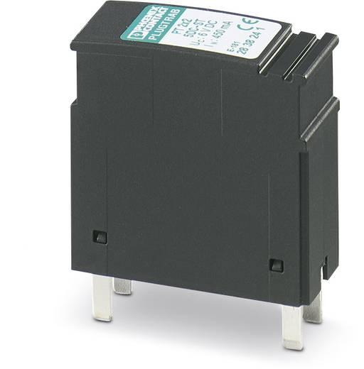 Überspannungsschutz-Ableiter steckbar 10er Set Überspannungsschutz für: Verteilerschrank Phoenix Contact PT 2X2- 5DC-ST