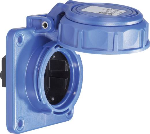 Anbau-Steckdose IP68 Blau PCE 20352-8b
