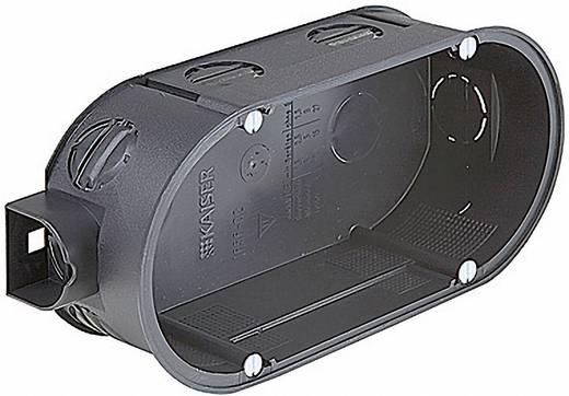 Doppel-Geräte-Verbindungsdose (B x H x T) 140 x 60 x 42 mm Kaiser Elektro 1656-02
