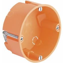 Instalační krabice Kaiser Elektro 9061-00 do dutých stěn, 68 x 35 mm, oranžová