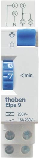 Treppenlichtzeitschalter Hutschiene 230 V/AC Theben 0090001