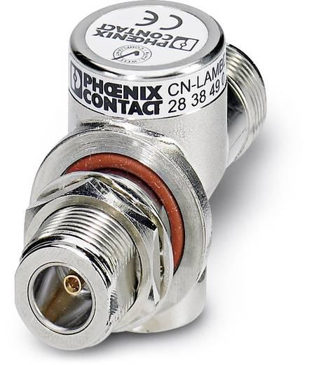 Überspannungsschutz-Zwischenstecker Überspannungsschutz für: N (Koax) Phoenix Contact CN-LAMBDA/4-5.9-BB 2838490 50 kA