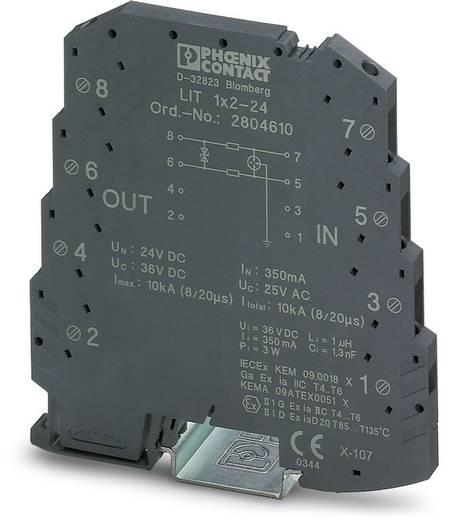 Überspannungsschutz-Ableiter 10er Set Überspannungsschutz für: Verteilerschrank Phoenix Contact LIT 1X2-24 2804610 5 kA